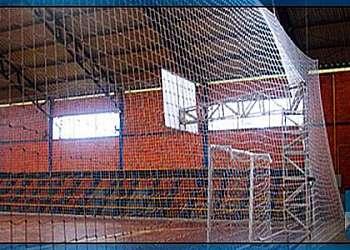 Rede de proteção escada em campinas