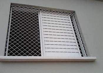 Rede de proteção para janelas Diadema