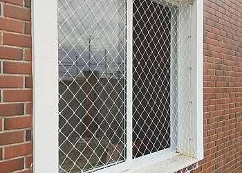 Tela de proteção para janela Santos