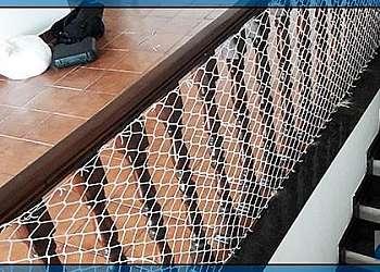 Rede de proteção escada sp